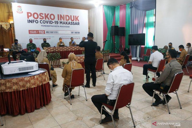 RO COVID-19 tinggi, Makassar belum berlakukan normal baru