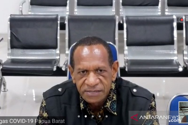 Warga positif COVID-19 Papua Barat bertambah 20