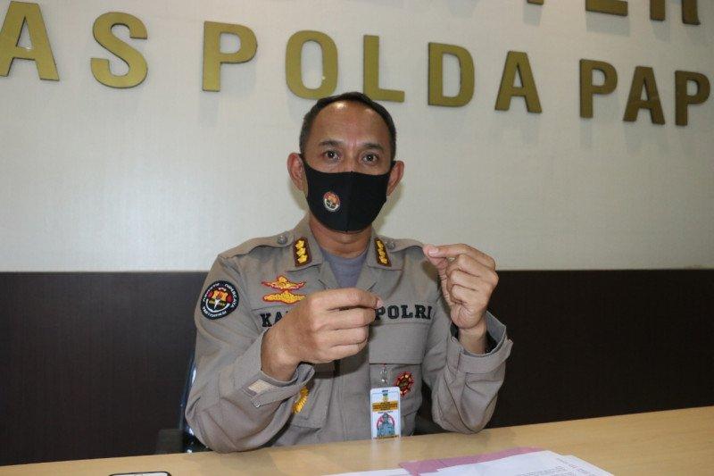 Polda Papua edukasi warga terkait penerapan era normal baru