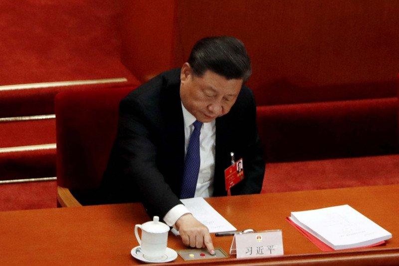 Presiden China Xi sampaikan selamat kepada Biden