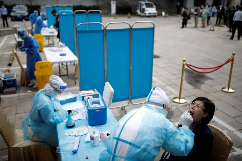 China laporkan 16 kasus baru COVID-19, tertinggi dalam tiga pekan