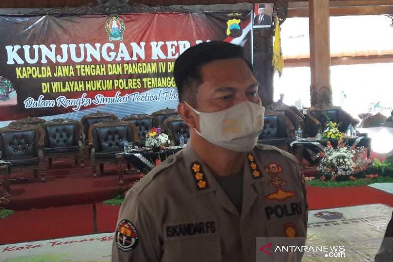 Wakil Ketua DPRD Kota Tegal belum ditetapkan sebagai tersangka