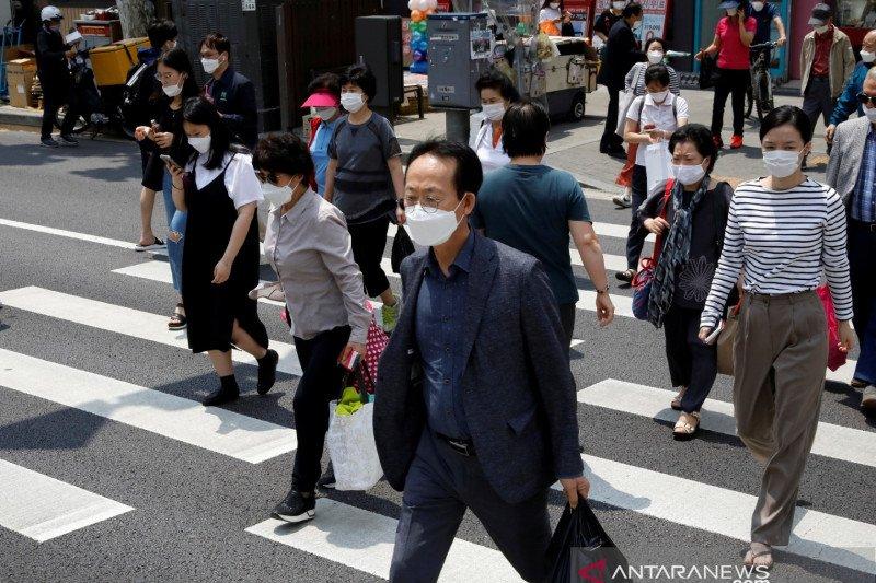 Korea Selatan berjuang lawan gelombang kedua virus corona