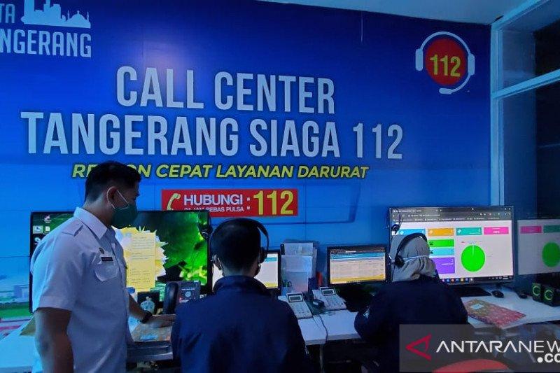 Layanan Darurat 112 Kota Tangerang terima 9.565 panggilan selama puasa