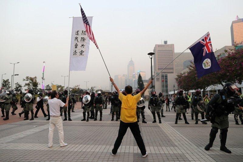China peringatkan AS soal tindakan balasan atas UU  Muslim Uighur