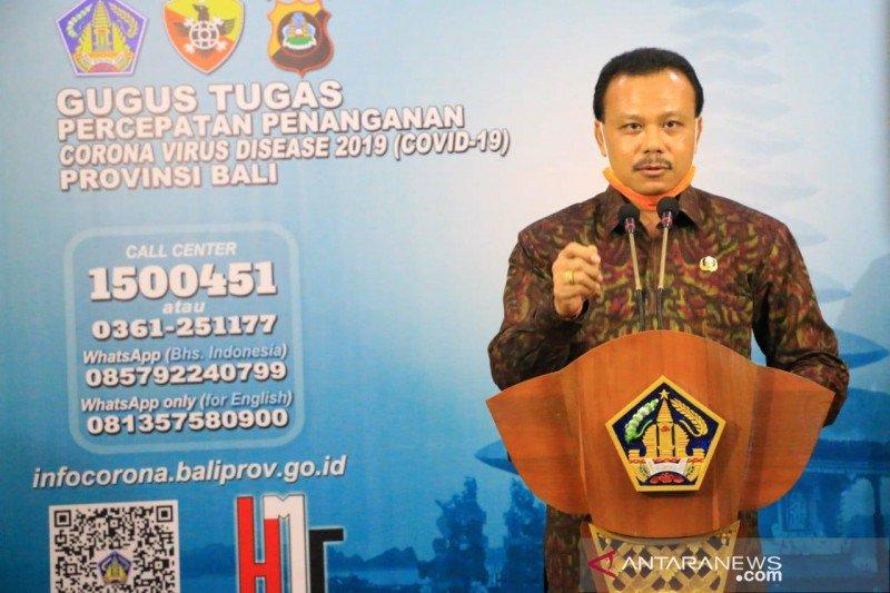 Gugus Tugas: 12 pasien  positif COVID-19 di Bali dinyatakan sembuh
