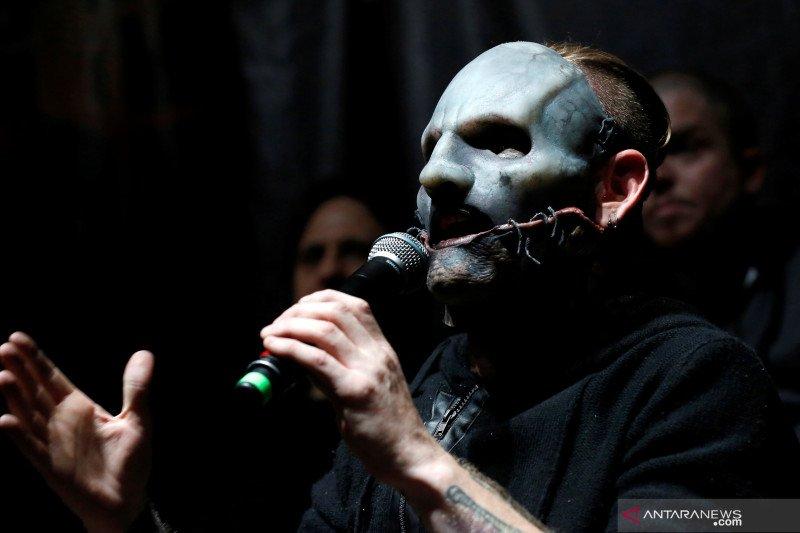 Slipknot akan tayangkan konser