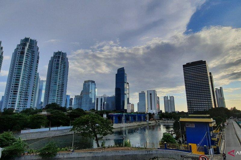Hari ini, tiga wilayah di DKI Jakarta berpotensi hujan ringan