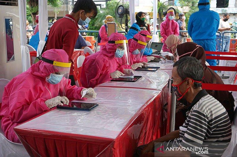 BIN gelar tes cepat COVID-19 massal gratis di Surabaya