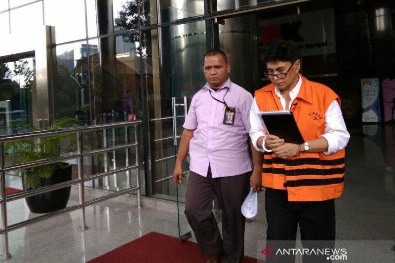 JPU KPK limpahkan berkas perkara Dirut CMIT Rahardjo Pratjihno