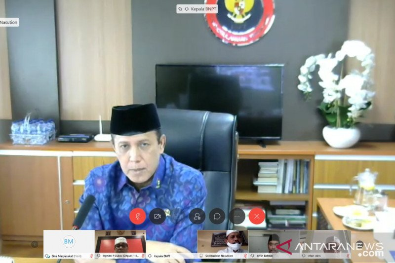 BNPT: Mantan napiter berperan penting ciptakan perdamaian di daerahnya