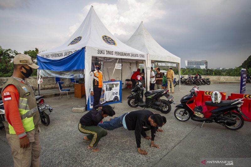 Kemarin, 23 positif COVID-19 di Jakarta Utara hingga SIKM
