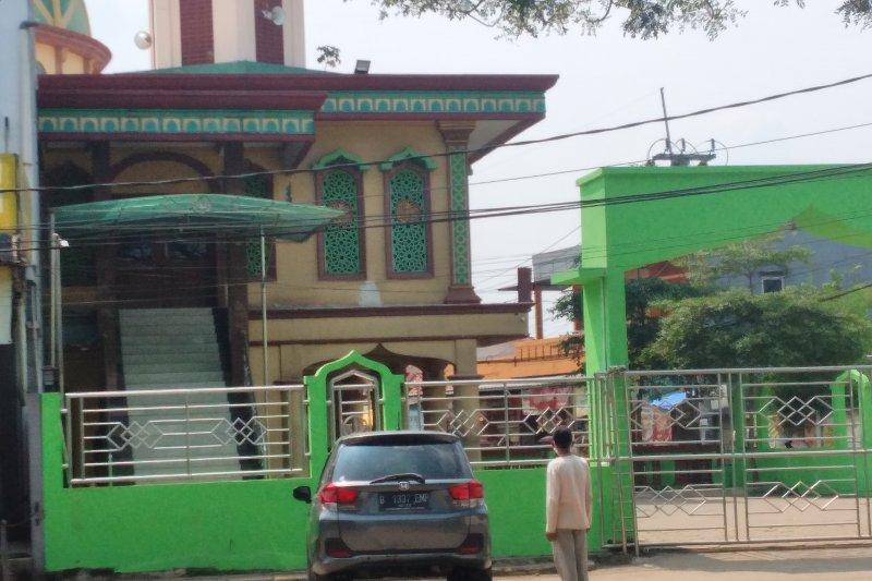 Masjid di Depok belum bisa laksanakan Shalat Jumat