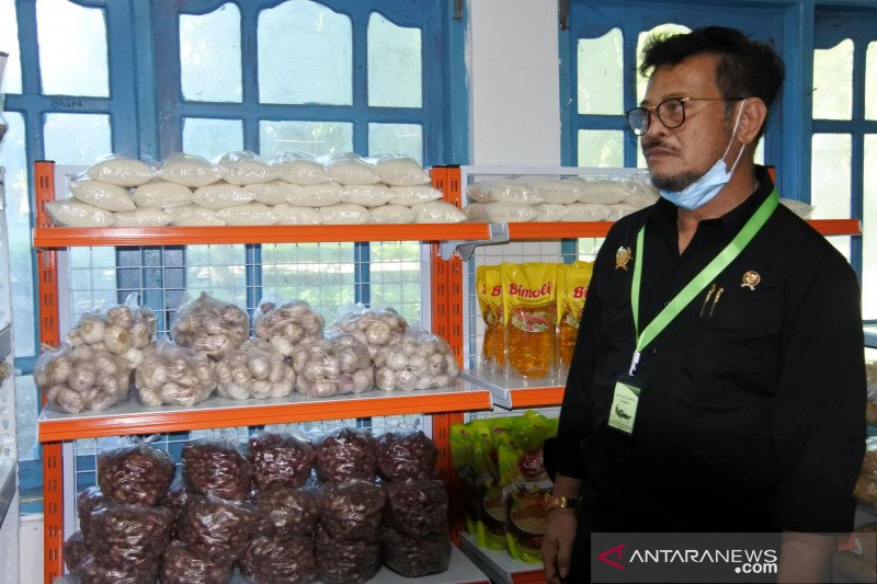 Kementerian Pertanian hadirkan Toko Tani Indonesia Center di NTT