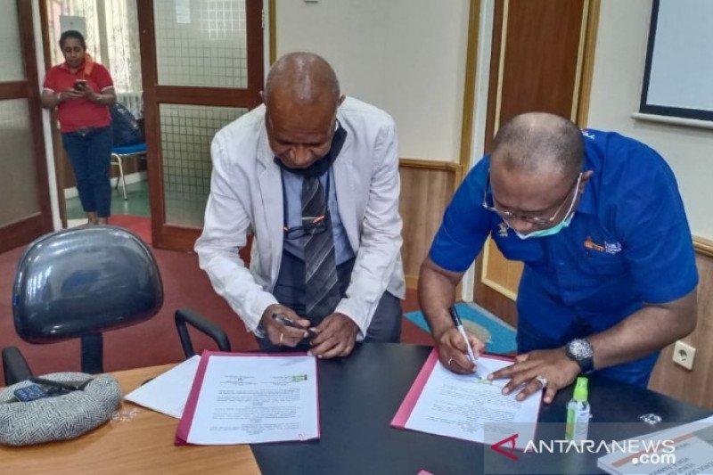 Gereja Kingmi sediakan lahan panahan dukung PON di Papua