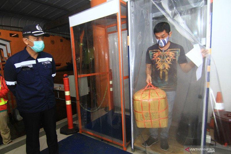 Pemulangan PMI deportasi dari Malaysia ke Semarang
