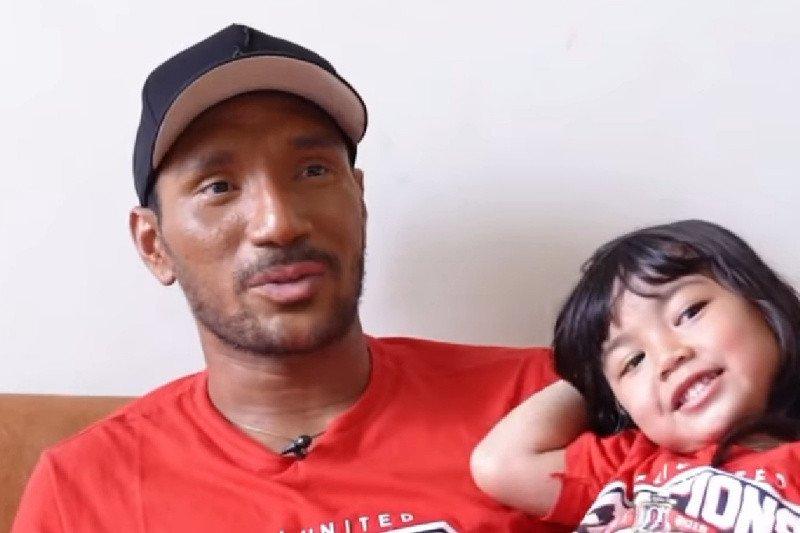 Leonard Tupamahu mulai arahkan anak jadi atlet