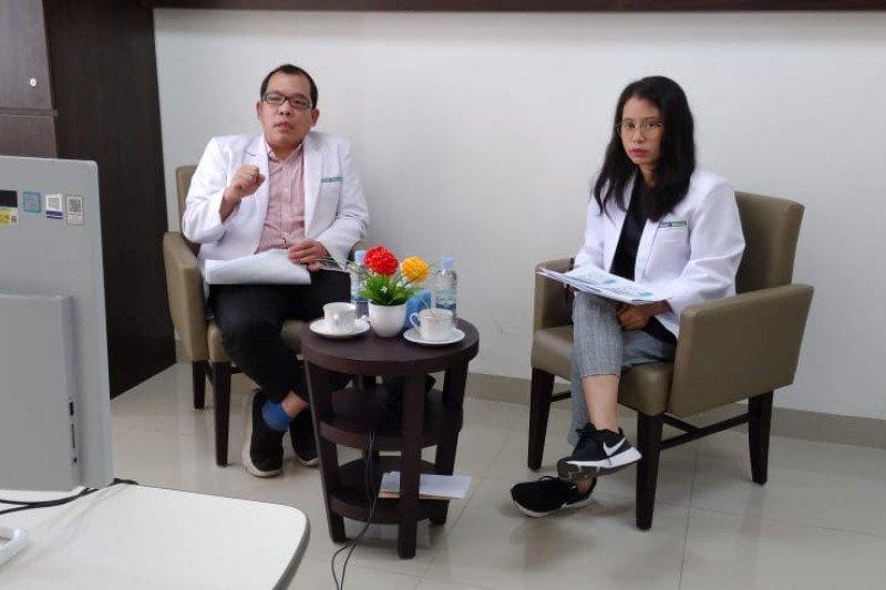 Dokter meminta ibu hamil tidak khawatir melahirkan saat pandemi