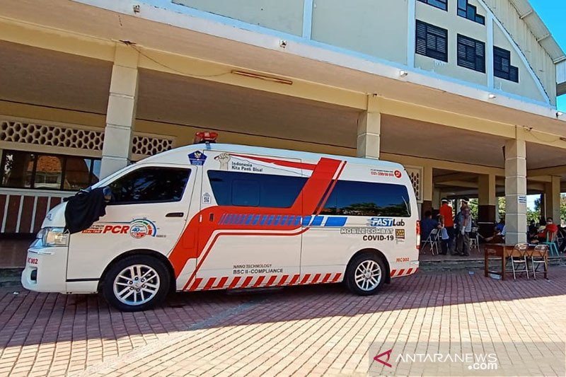 Wakil Wali Kota sepakat Surabaya punya mobil PCR sendiri