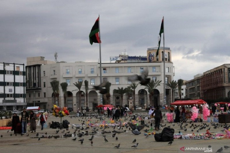 Pasokan kesehatan COVID-19 WHO tiba di Libya