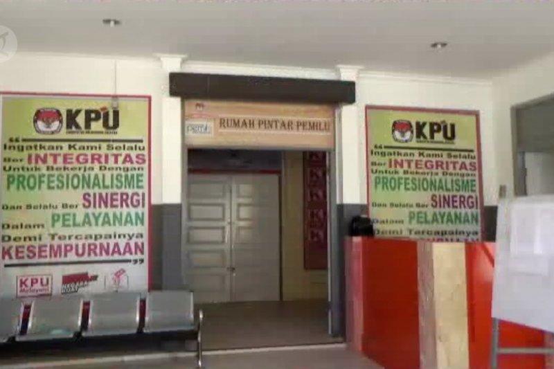 KPU Halmahera Selatan tunda tahapan Pilkada