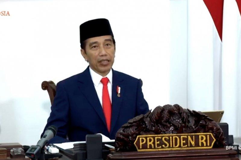 Presiden Jokowi: Indonesia harus mampu hasilkan vaksin COVID-19 sendiri