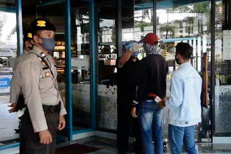 Polda Riau terjunkan 1.331 personel amankan tatanan Normal Baru