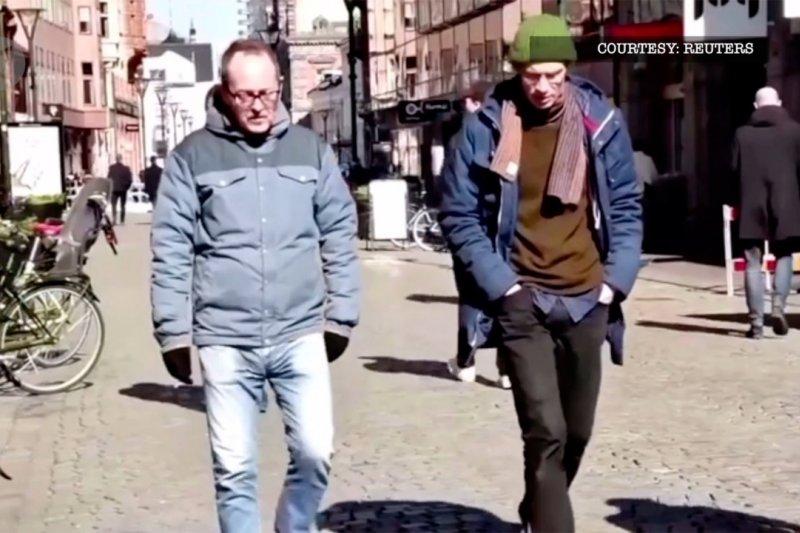 Tanpa karantina wilayah, kesadaran warga Swedia tinggi