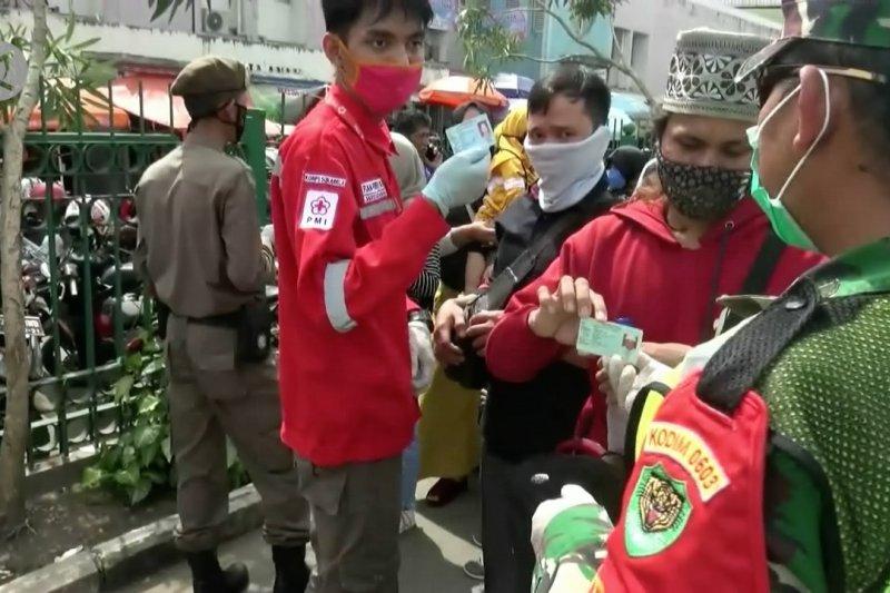 Penumpang KRL tak miliki SIKM dilarang masuk Rangkasbitung