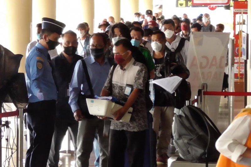 Jumlah penumpang meningkat di Bandara Hang Nadim