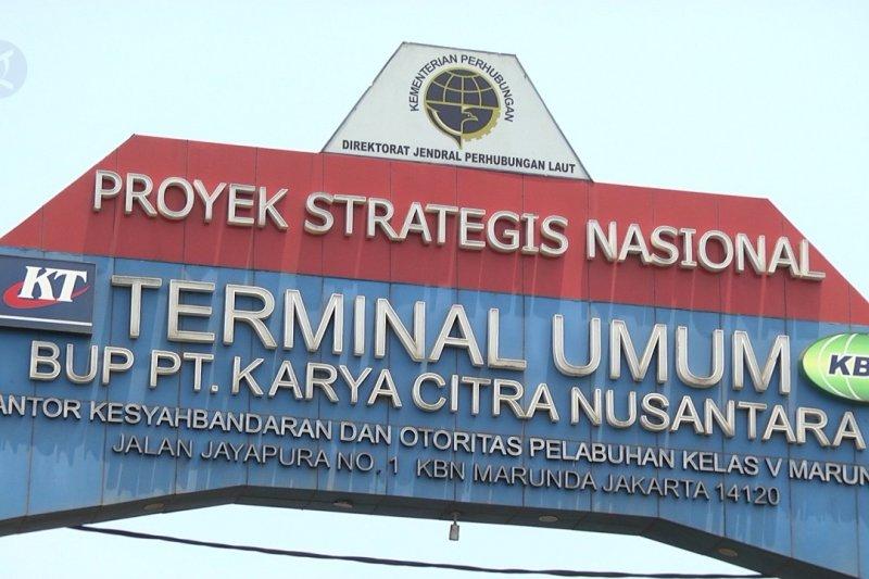 KCN siap berkolaborasi dalammembangun tol laut