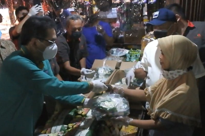 Jamin harga, Mendag pasok 24 ton  gula ke Kota Tangerang