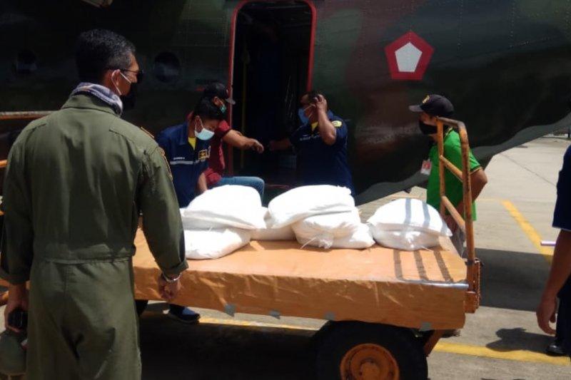 KLHK rekayasa hujan di Riau saat Lebaran
