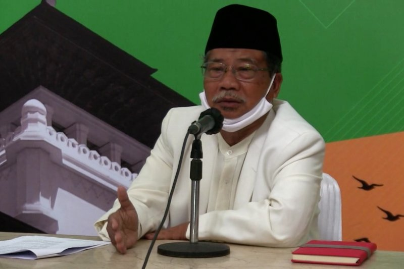 MUI Jabar: shalat Idul Fitri bisa dilaksanakan dirumah