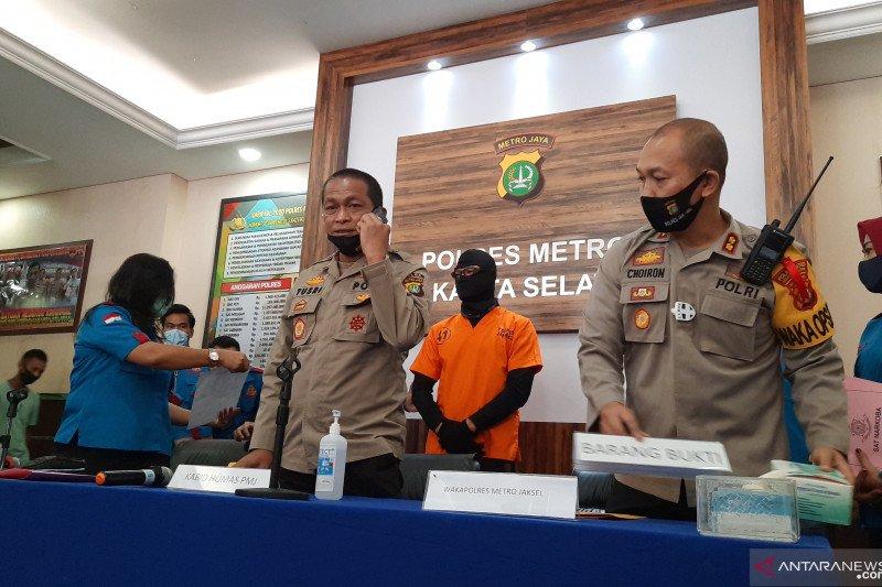 Anak pedangdut Rita Sugiarto ditangkap diduga terkait narkoba
