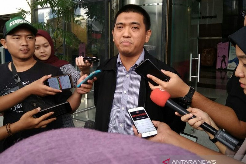 Yudi Purnomo tak lagi jabat Ketua Wadah Pegawai KPK