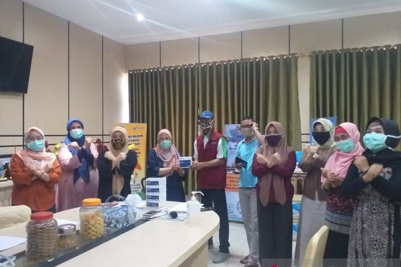 1.000 warga Kota Palu segera jalani tes cepat COVID-19