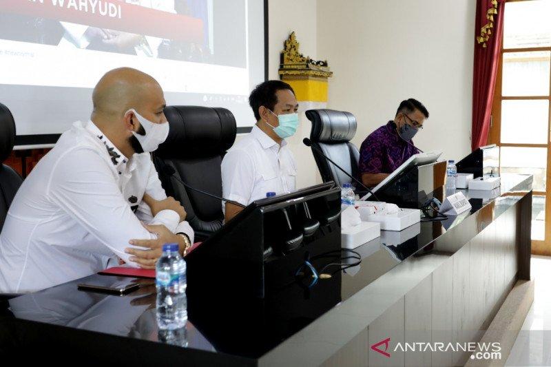 Pemerintah Yangshuo, China jajaki kerja sama dengan Badung, Bali