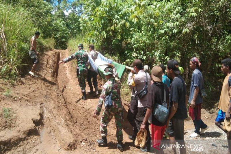 Tambang emas tradisional di Kotabaru longsor, enam meninggal dunia