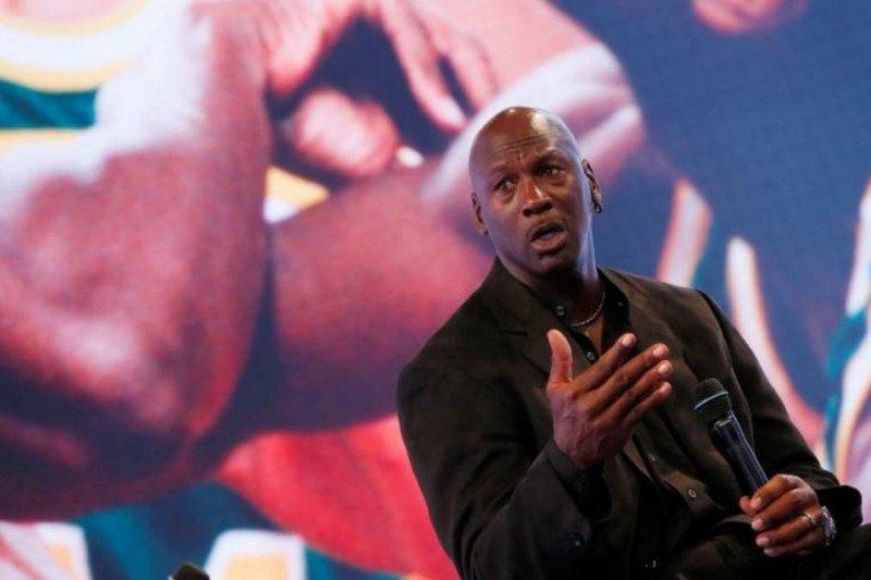 Michael Jordan turut kecam pembunuhan George Floyd