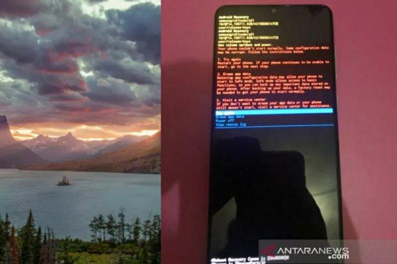 Kemarin, gambar yang bikin android