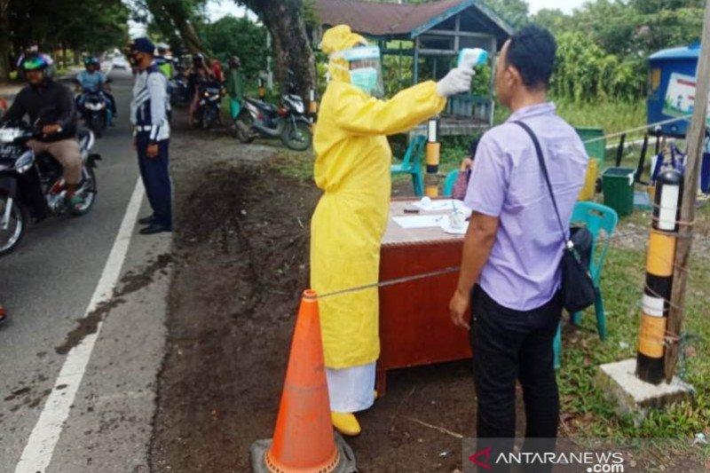 Pekerja Sumut dipulangkan dari Aceh karena langgar protokol kesehatan