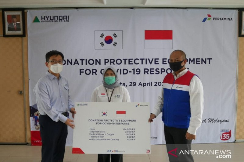 BNPB dapat bantuan alat proteksi dan diagnosis COVID-19