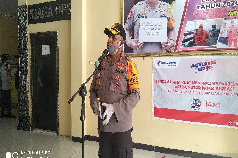 Pelaku penembakan tenaga medis di Wandai Papua mengaku