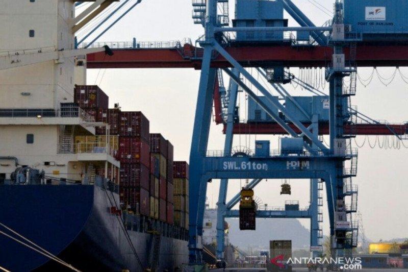 Nilai ekspor Lampung naik 10,74 persen saat pandemi COVID-19