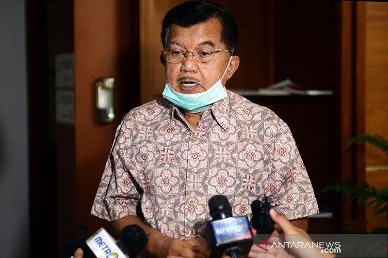 Jusuf Kalla jelaskan imbauan shalat Jumat bergelombang