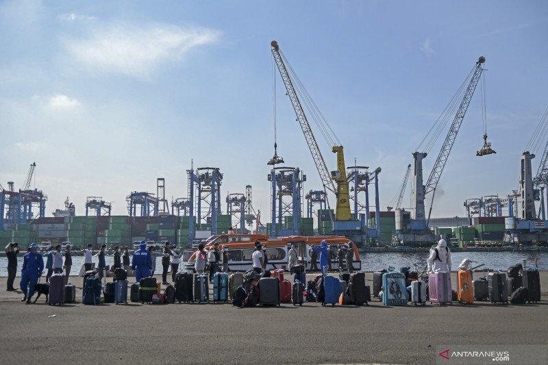 Potensi penerimaan negara dari pelaut Indonesia capai Rp151,2 triliun