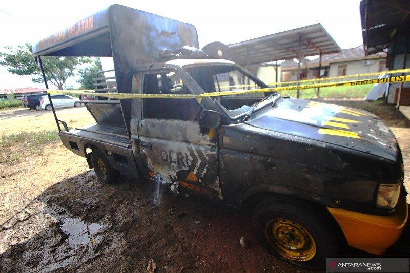 2 terduga teroris di Kalsel rencanakan penyerangan Polsek Daha Selatan