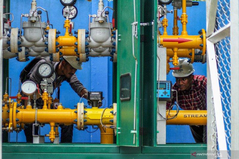 BPH Migas: Potensi jaringan gas Aceh capai 500 ribu sambungan rumah
