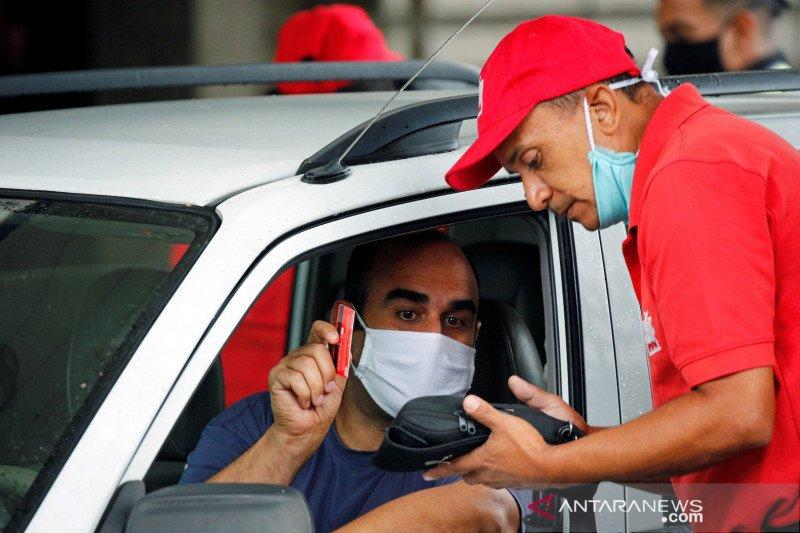 Petugas medis Venezuela makin berisiko tertular corona